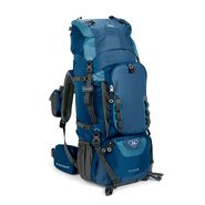High Sierra Titan 55 Frame Pack in the color Pacific/Altitude.