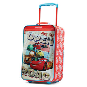 "American Tourister Disney 18"" Upright in the color Cars."