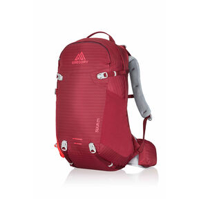 Sula 24 in the color Ruby Red.