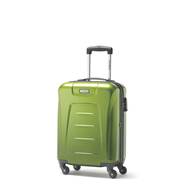 Samsonite Winfield 3 Fashion Spinner Carry-On Widebody in the color Green Ombre.