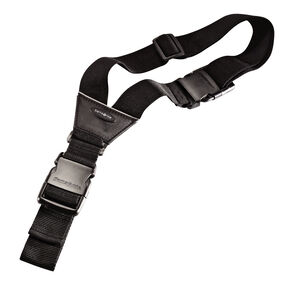 Samsonite Spinner Add-A-Bag Strap in the color Black.