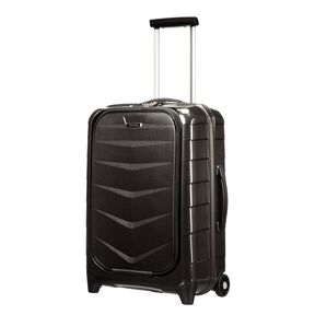 "Samsonite Black Label Lite-Biz 20"" Upright in the color Black."