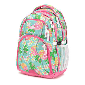 High Sierra Swerve Backpack in the color Pineapple Party.
