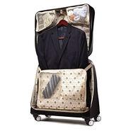 Samsonite Verana XLT Spinner Garment Bag in the color Black.