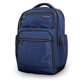 Samsonite Modern Utility Double Shot Backpack in the color Vintage Navy.