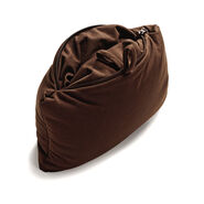 Hartmann Convertible Pillow in the color Brown.