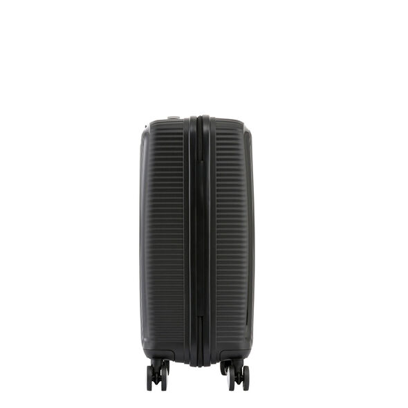 """American Tourister Curio 20"""" Spinner in the color Black."""