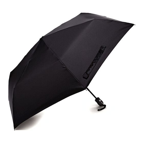 Samsonite Compact Auto Open/Close Umbrella in the color Black.