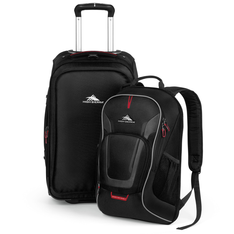 Rolling Backpack Carry On QHrV04li