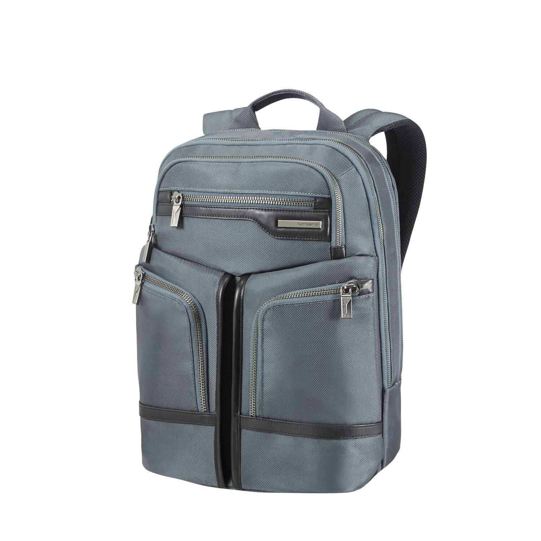 Samsonite GT Supreme Laptop Backpack 15.6 in the color Grey/Black.