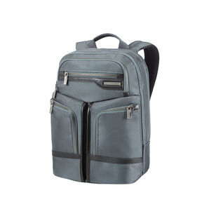 Samsonite GT Supreme Laptop Backpack 15.6 in the color Grey/Black.