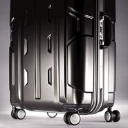 "Samsonite Cruisair DLX 21"" Spinner in the color Anthracite."