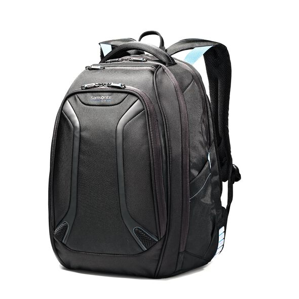 Samsonite Viz Air Laptop Backpack in the color Black.