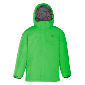 High Sierra Men's Alta Interchange Jacket in the color Kelly Green.