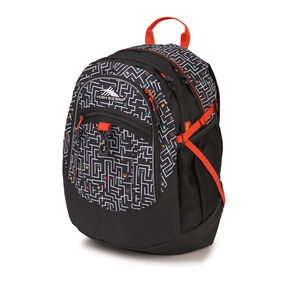 High Sierra Fat Boy Backpack in the color Game On.
