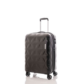 "Samsonite Novus 20"" Spinner in the color Matte Black."