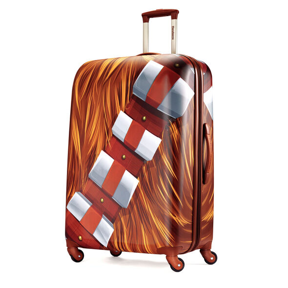"American Tourister Star Wars 28"" Spinner in the color Chewbacca."
