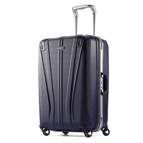 "Samsonite Outline Sphere 2 Hardside 26"" Spinner in the color Blue."