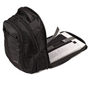 Samsonite Classic Business Perfect Fit Backpack in the color Black.