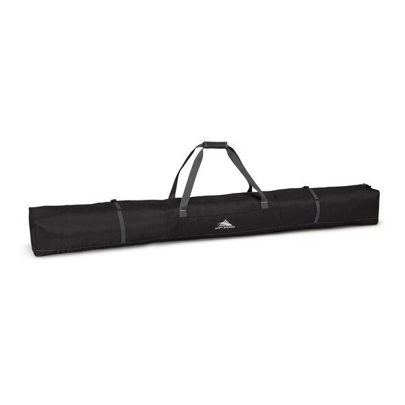 High Sierra Large Ski Bag in the color Black/Mercury.
