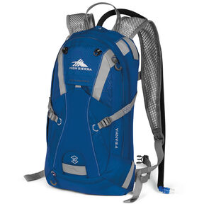 High Sierra Piranha 10L Hydration Pack in the color Royal Cobalt/Silver.
