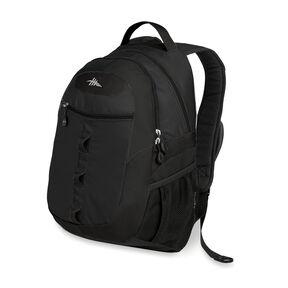 High Sierra Opie Backpack in the color Black.