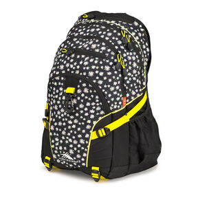 High Sierra Loop Backpack in the color Daisy.