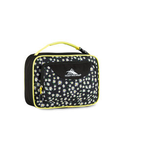 High Sierra Lunch Packs Single Compartment in the color Daisy.