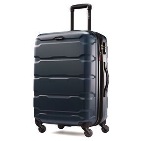 "Samsonite Omni PC 24"" Spinner in the color Teal."
