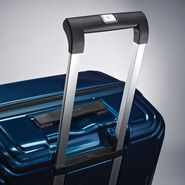 "Samsonite Neopulse Spinner Large (30"") in the color Metallic Blue."