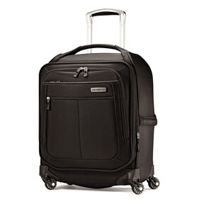 "Samsonite MIGHTlight 19"" Spinner in the color Black."