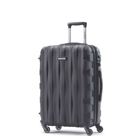 Samsonite Prestige 3D Spinner Medium in the color Black.