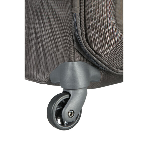"Samsonite Uplite 24"" Spinner in the color Grey."