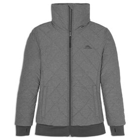 High Sierra Women's Lynn Insulated Full Zip Jacket in the color Mercury.
