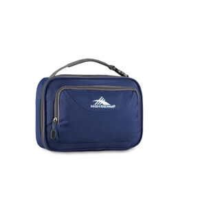 High Sierra Lunch Packs Single Compartment in the color True Navy.