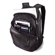 American Tourister Medium Backpack in the color Black.