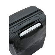 "American Tourister Curio 25"" Spinner in the color Black."