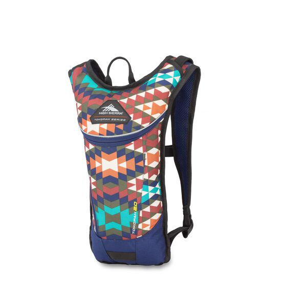 High Sierra Tokopah 2L Hydration Pack in the color Georgia/True Navy.