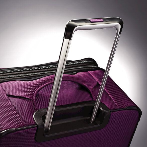 "Samsonite SoLyte 29"" Spinner in the color Purple Magic."