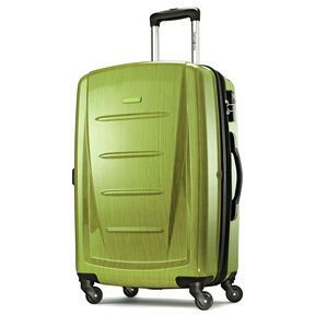 "Samsonite Reflex 2 28"" Expandable Spinner in the color Lime."