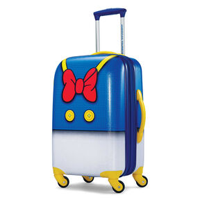 "American Tourister Disney 20"" Spinner in the color Donald Pants."