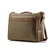 Hartmann Tweed Garment Bag in the color Natural.