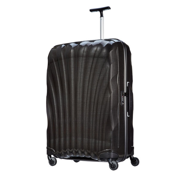 "Samsonite Black Label Cosmolite 28"" Spinner in the color Black."