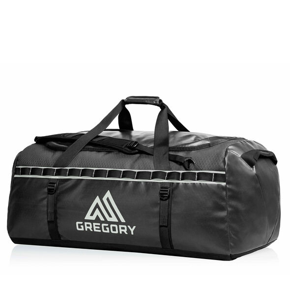 Alpaca 120 Duffel in the color True Black.