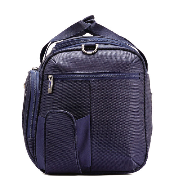 Samsonite Silhouette XV Boarding Bag in the color Twilight Blue.