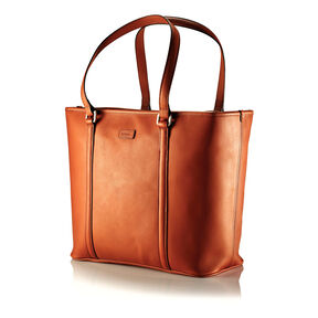 Hartmann Heritage Zippered Tote in the color Heritage Tan.