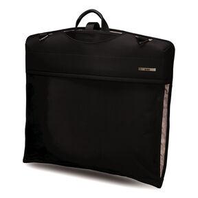 Hartmann Metropolitan Garment Sleeve in the color Deep Black.