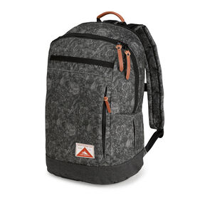High Sierra Olmsted Avondale Backpack in the color Floral/Raven.