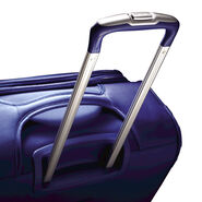 "Samsonite Lift2 25"" Spinner in the color Blue."