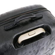 "Samsonite Black Label Magpie 28"" Spinner in the color Black."